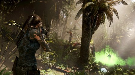 Shadow of the Tomb Raider - Croft Edition [v 1.0.292.0 + DLCs] (2018) PC | RePack от xatab
